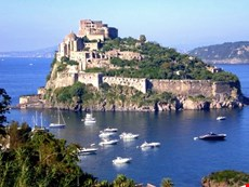 Photo of Rent an Apartment in a Castle on the Island of Ischia