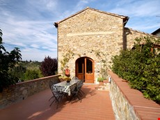 Photo of Apartment Rental in Chianti Tuscany