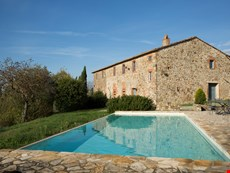 Photo 1 of Reviews of Farmhouse Rental in Tuscany, Castellina Scalo