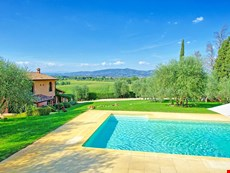 Photo 1 of Reviews of Villa with Private Pool and Easy Train Access to Florence
