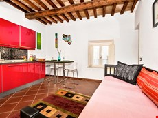 Photo of Apartment with Terrace for a Couple in Rome