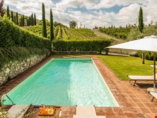 Photo of Beautiful Farmhouse in the Chianti Near Town