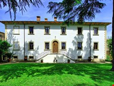 Photo 1 of Large Villa with a Private Pool in Tuscany Near a Train to Arezzo
