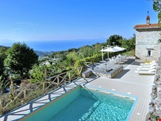 Photo of Villa with Pool Near Sorrento and Walking Distance to Village