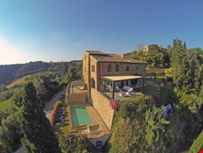 Photo 1 of Large Luxury Villa Rental in the Chianti with Spectacular Views