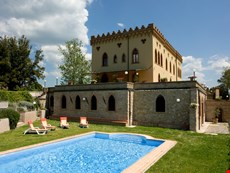 Photo of Beautiful Castle-Like Villa in Coastal Tuscany with Private Pool and Ideal for Weddings