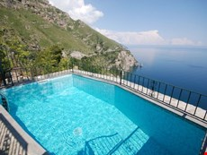 Photo of Small Amalfi Coast House near Positano with a Pool