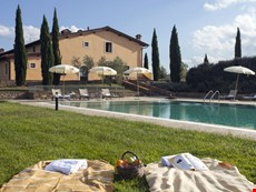Photo of Beautiful Tuscan Villa on a Large Estate